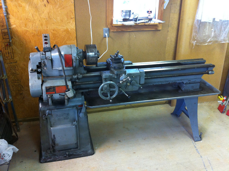 Craigs List Bend >> New member and New Southbend lathe owner....